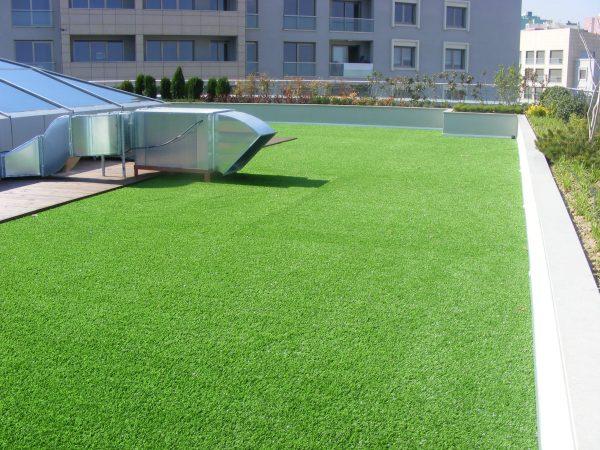 28mm badem çim halı