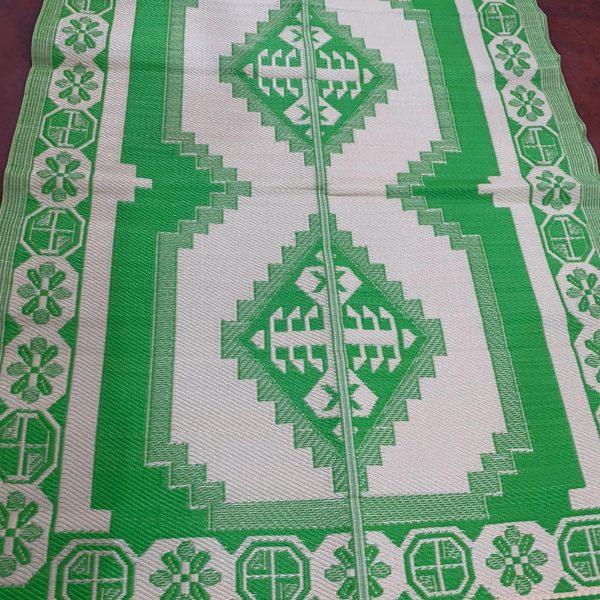 yeşil cami hasırı
