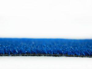 dekoratif mavi çim halı