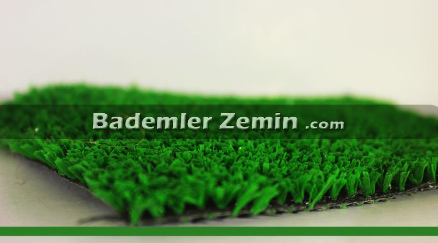 7mm yeşil çim halı