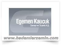 EGEMEN Kauçuk Logo